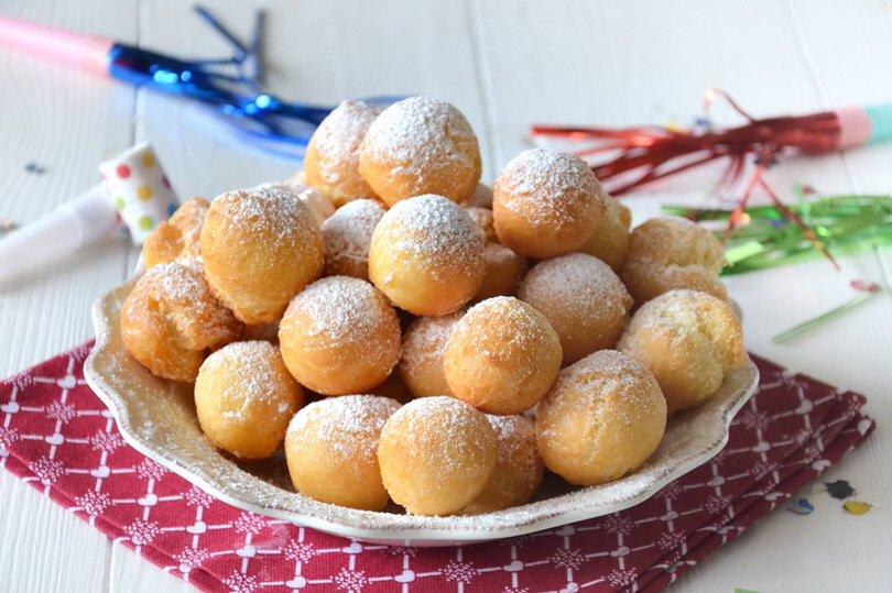 Castagnole alla ricotta ricetta castagnole alla - Cucina con misya ...