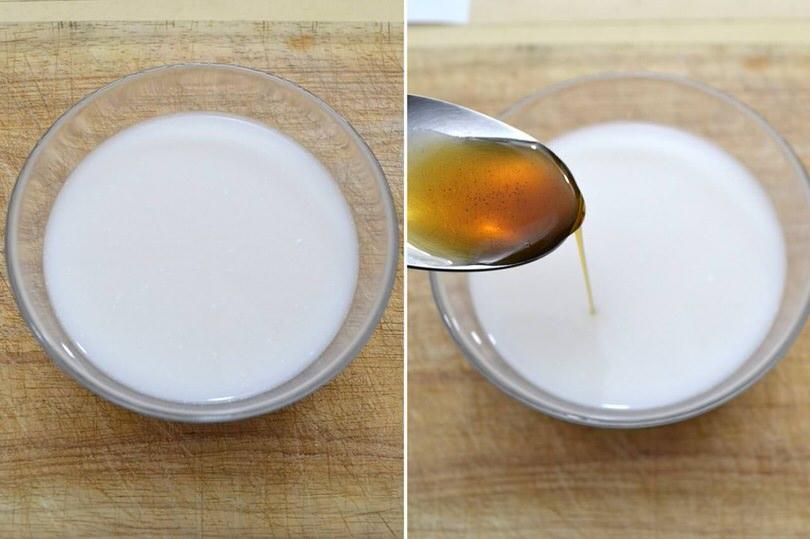 1 cucchiaino di miele
