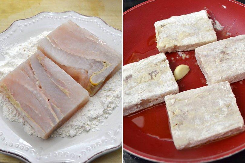 Filetti di merluzzo in padella - Ricetta Filetti di merluzzo in ...