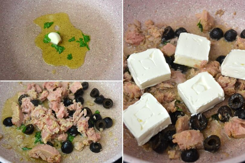 1 tonno e olive