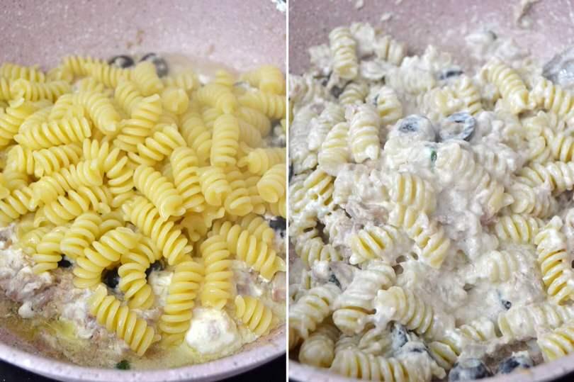 Ricette per pasta fredda con philadelphia