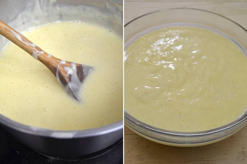 5 far addensare crema