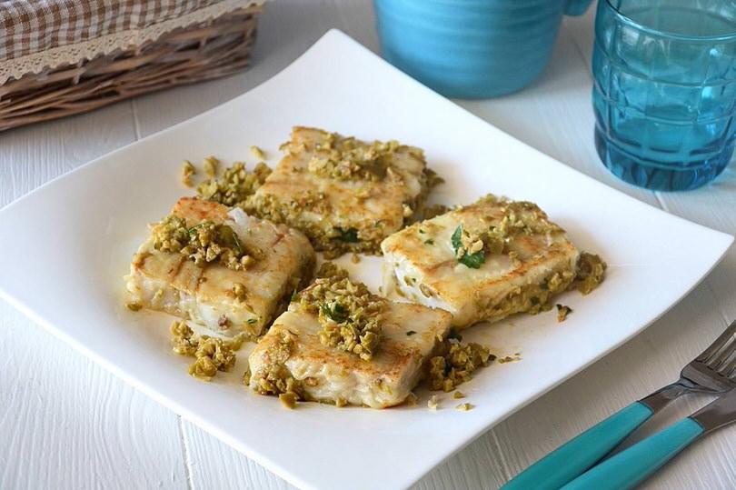 filetti di merluzzo in padella - ricetta filetti di merluzzo in ... - Cucinare Filetto Di Merluzzo