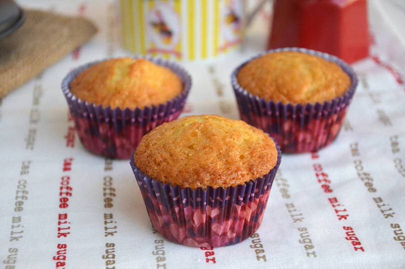 muffin all-arancia