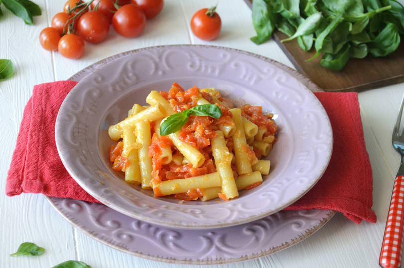Ziti lardiati ricetta ziti lardiati di misya for Ricette di cucina particolari