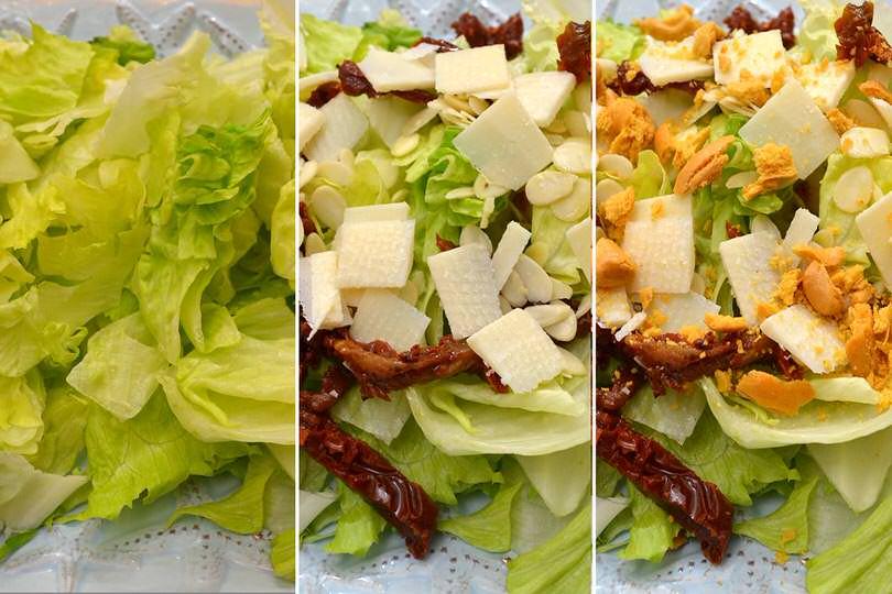 2 comporre insalata