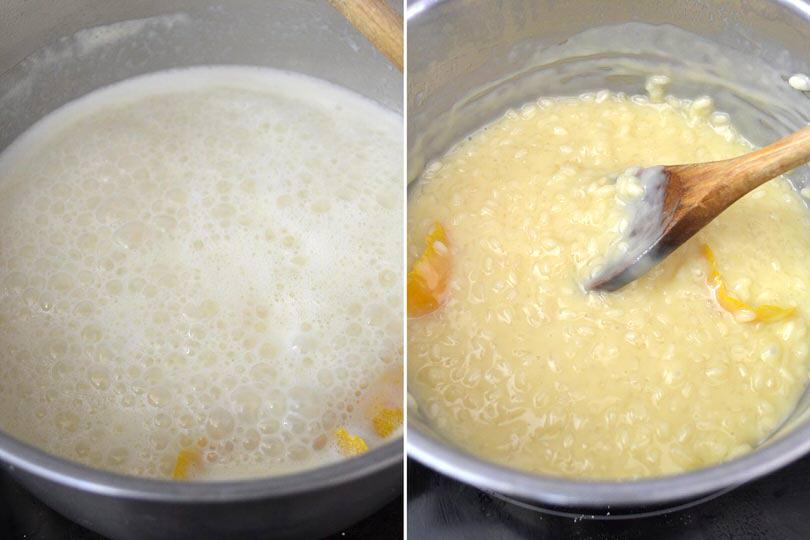 3 cuocere riso