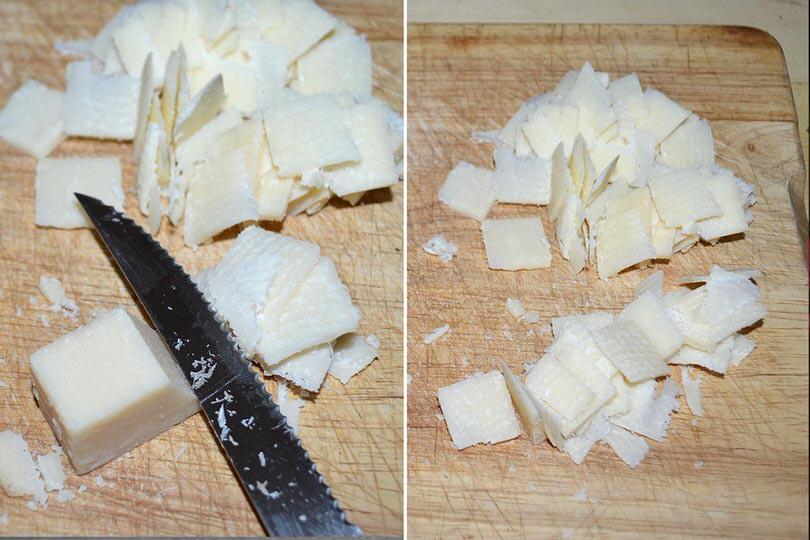 3 tagliare formaggi