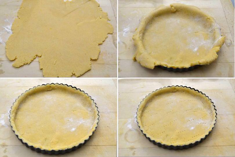 4 base crostata