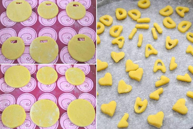 4 caricare biscotti