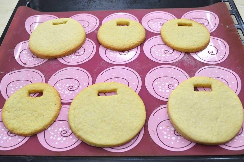 6 sfornare biscotti