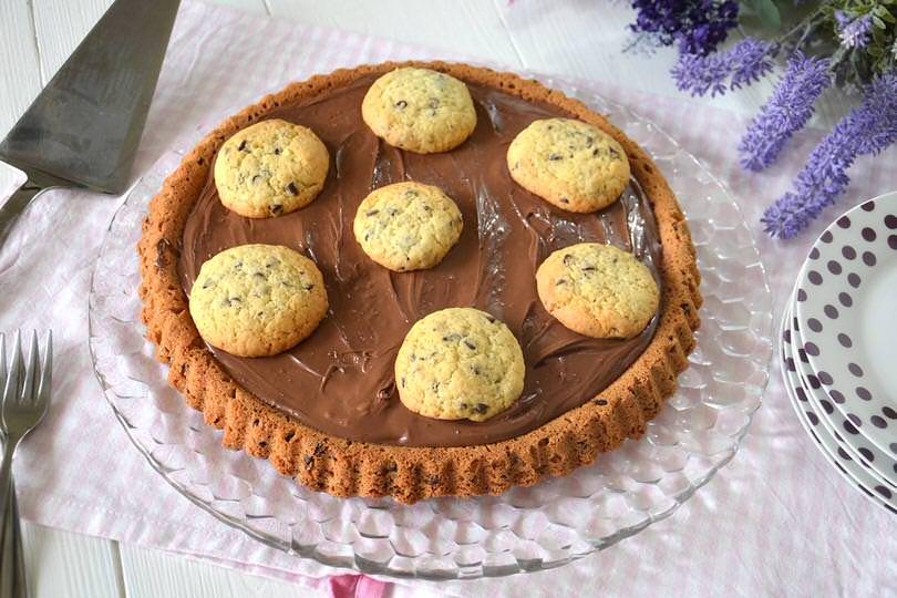 Crostata cookies
