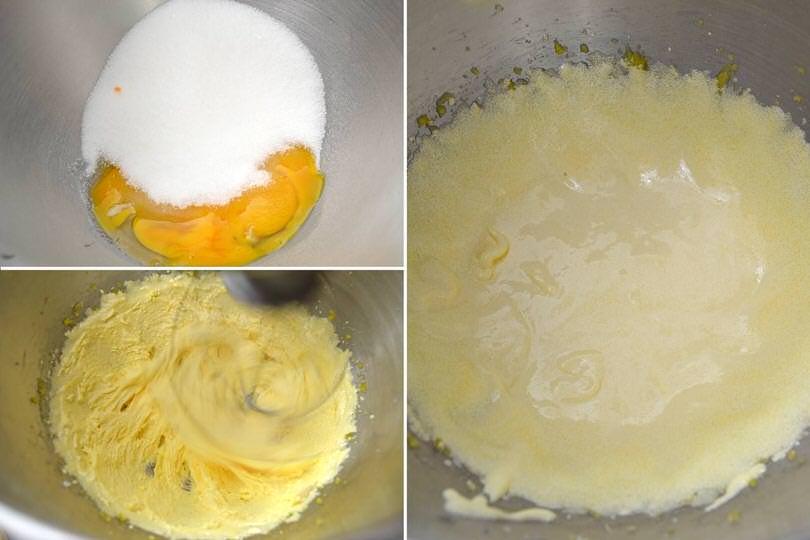 2 montare uova e zucchero copia
