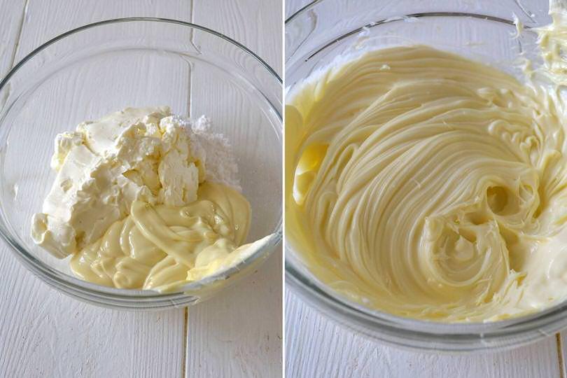 3 crema al cioccolato bianco