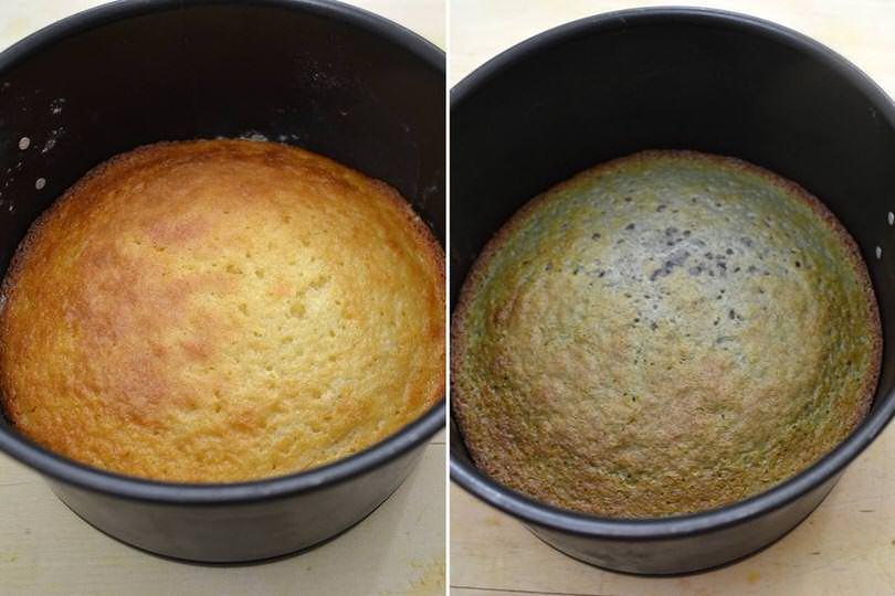 4 cuocere torte