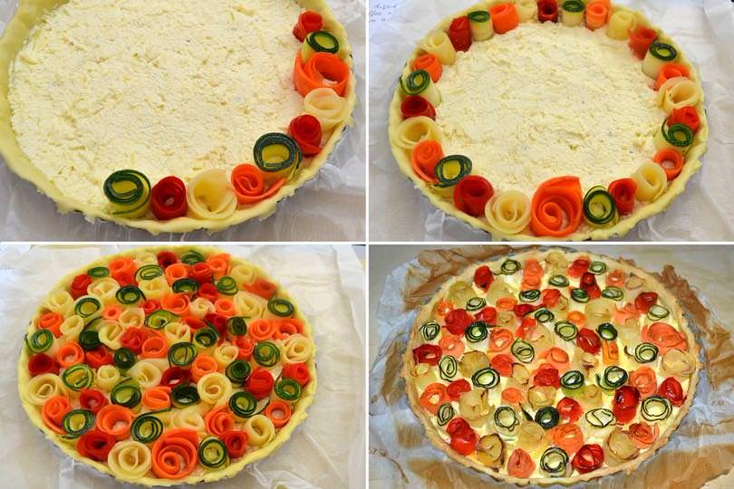 5 infornare torta