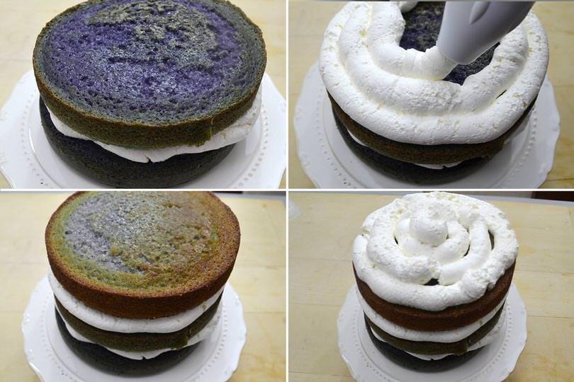 6 farcire torta