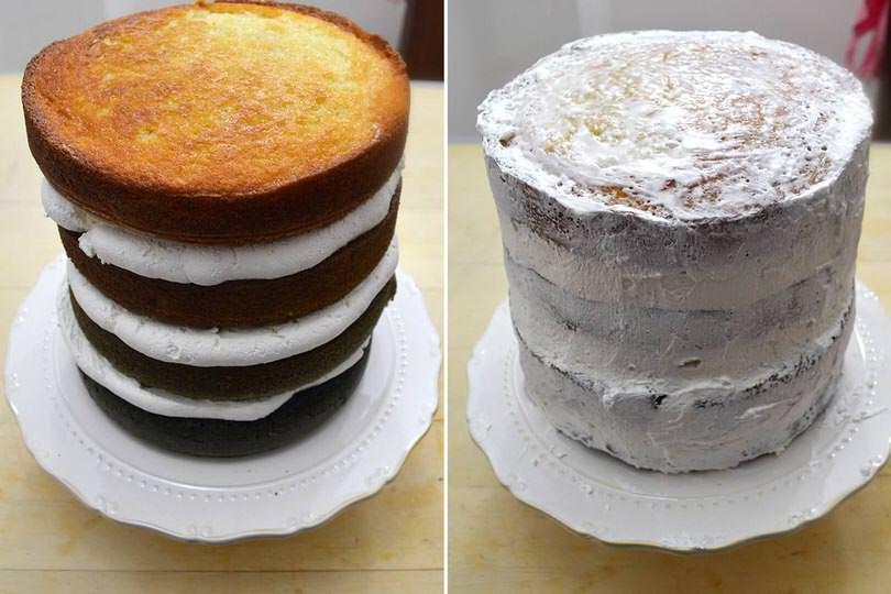 7 glassare torte