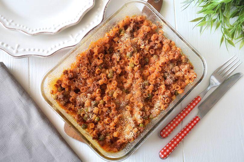 Favoloso Ricette carne macinata - carne macinata ricette FU02