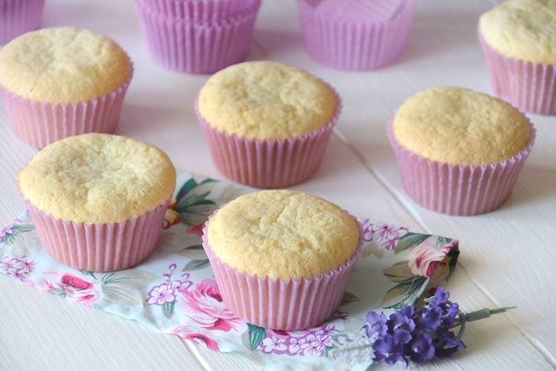 muffin agli albumi