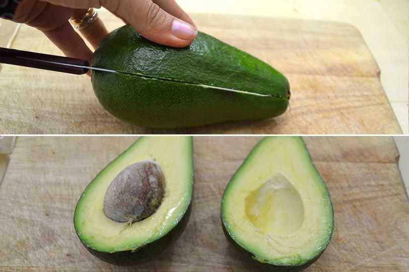 0 tagliare avocado