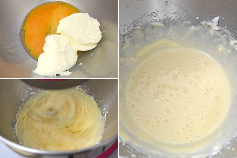 1 tuorli e formaggio