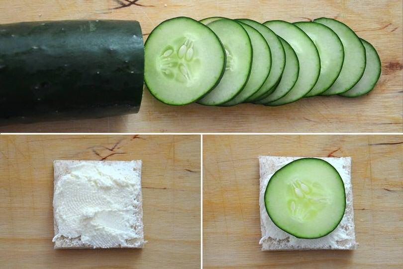 2 aggiungere cetriolo