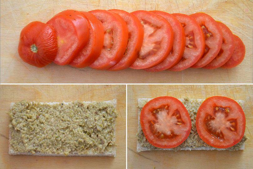 2 ggiungere pomodoro