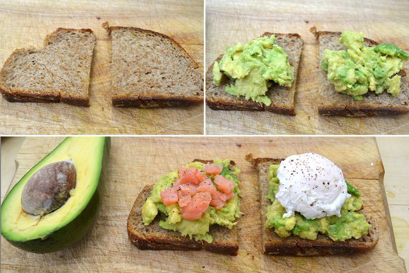 3 farcire toast