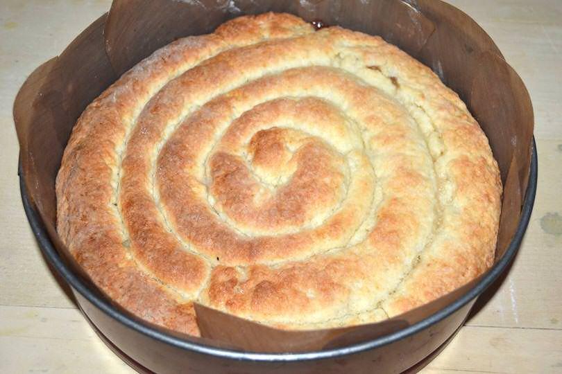 5 cuocere torta