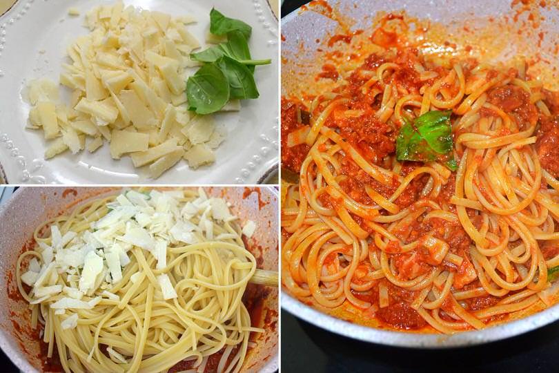 5 mantecare pasta