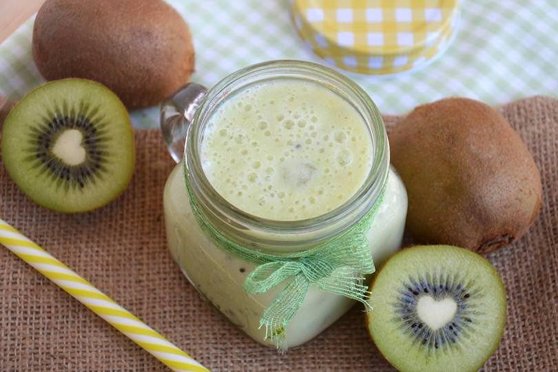 frullato di kiwi