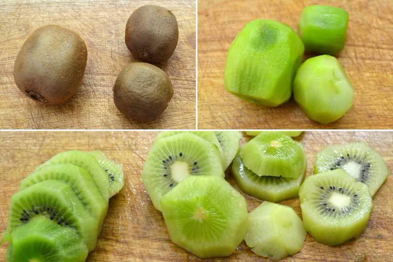 0 tagliare kiwi