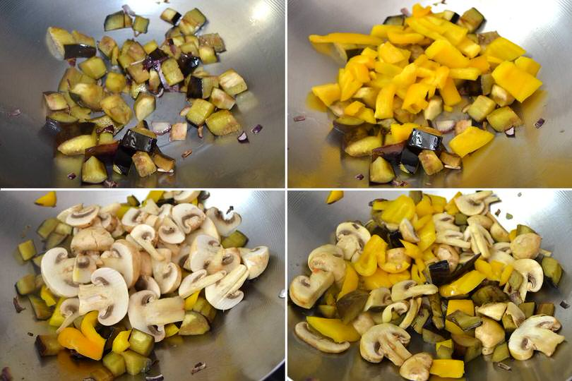 2 soffriggere verdure