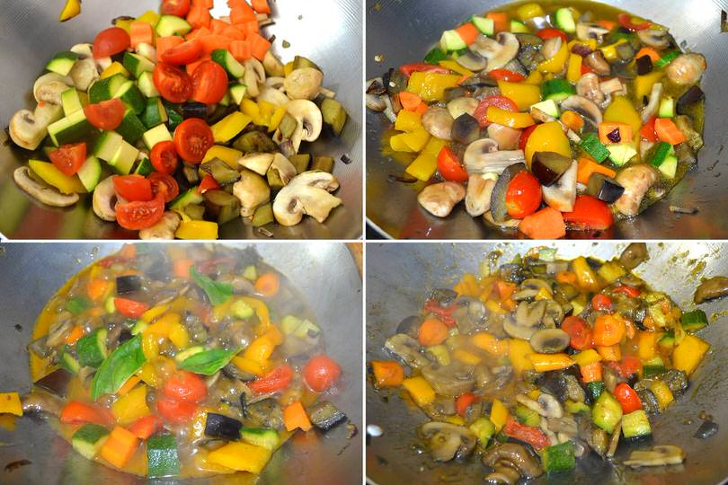 3 cuocere verdure