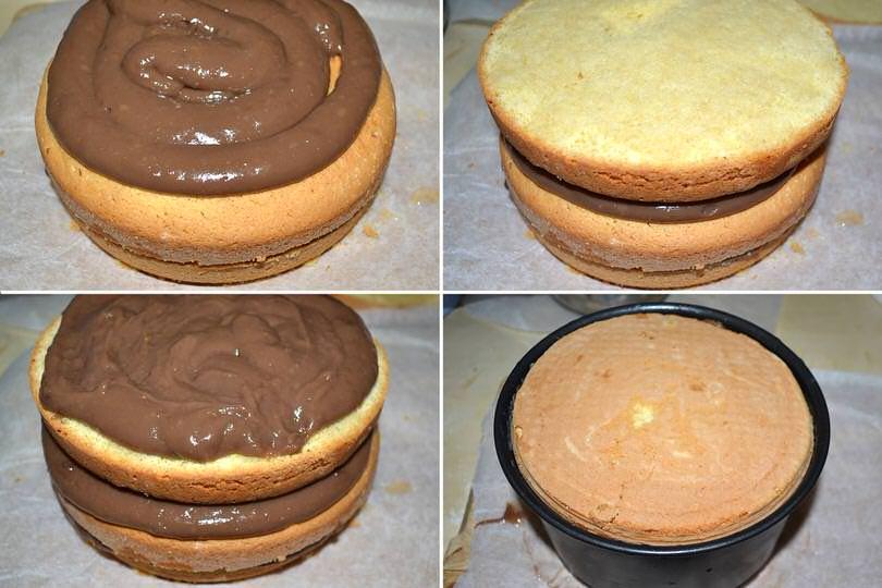8 farcire torta