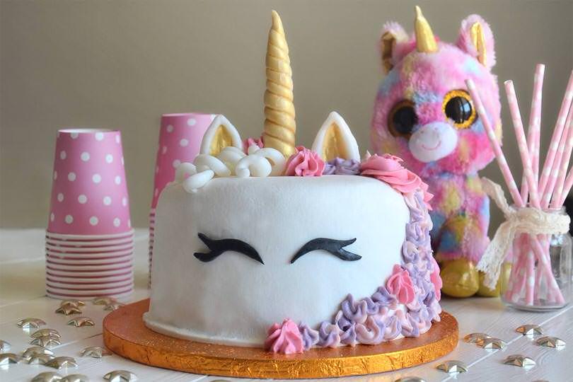 Torta Unicorno Ricetta Torta Unicorno Di Misya