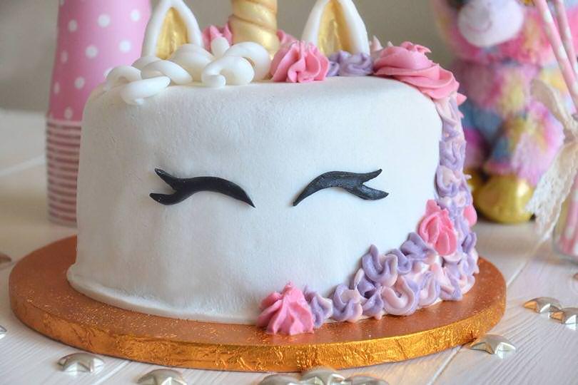 Torta unicorno ricetta