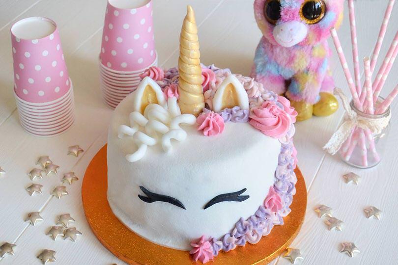 Torta,unicorno
