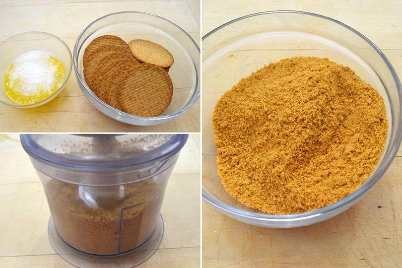 1 tritare biscotti