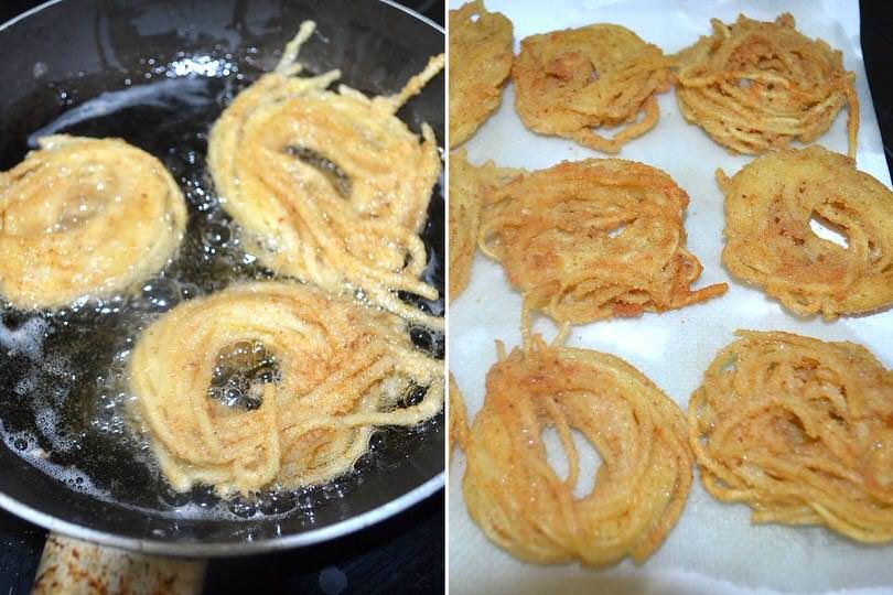 4 friggere pasta
