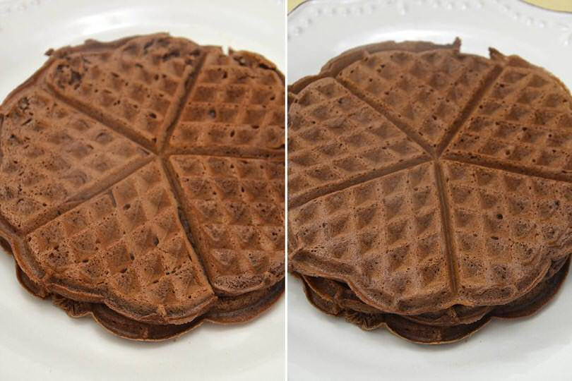 7 sovrapporre waffle