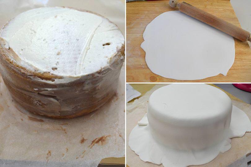 10 rivestire torta