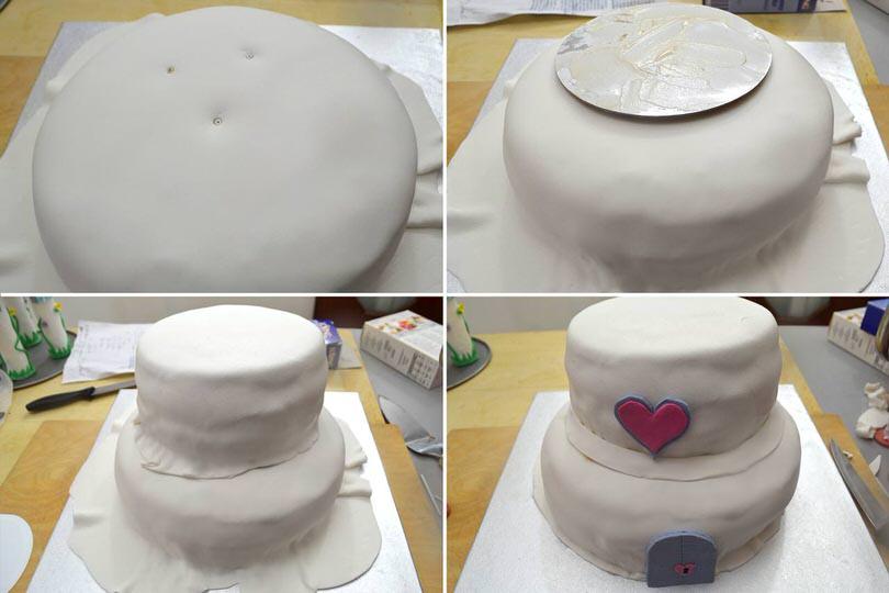 12 decorare torte