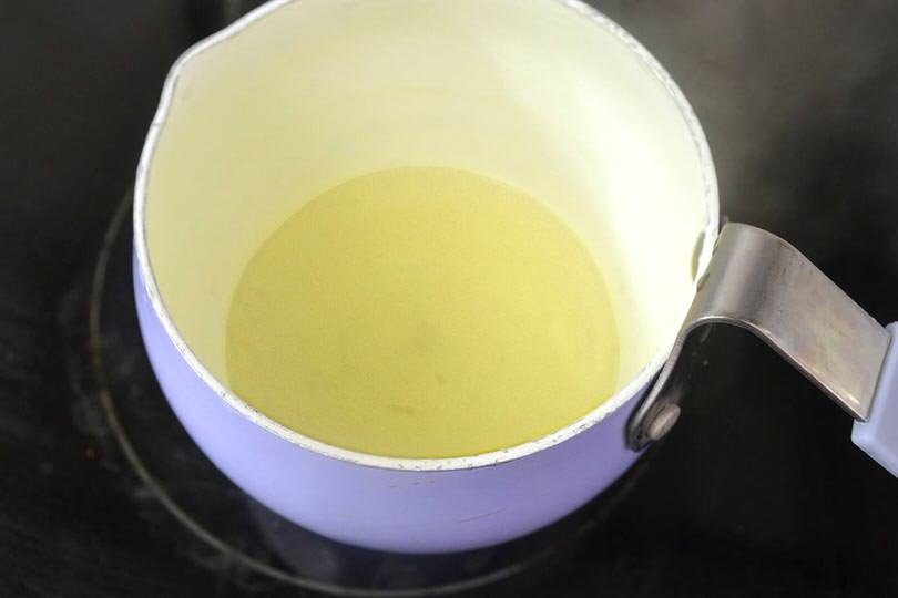 6 bollire limoncello