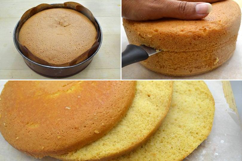 6 tagliare torta