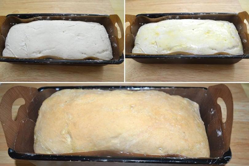 cuocere pane