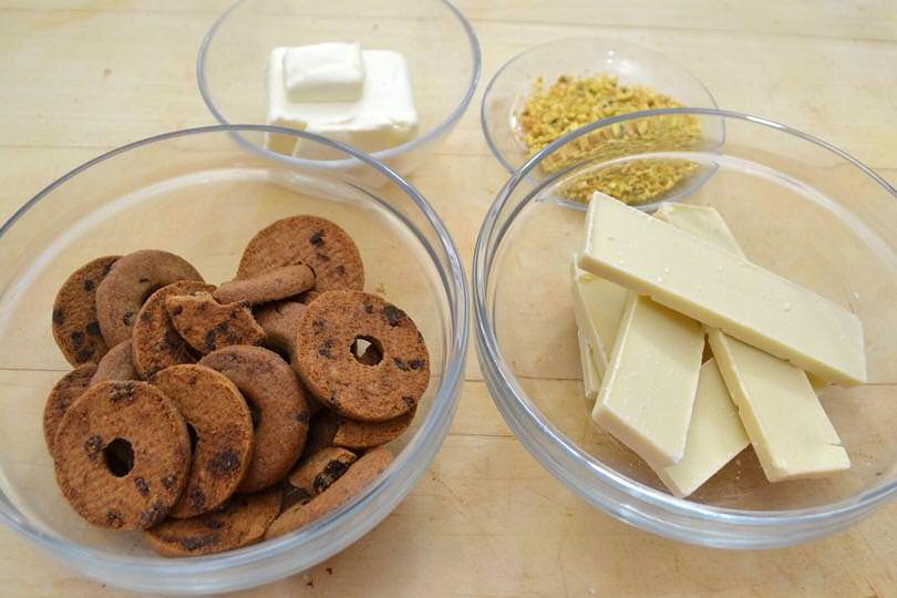 1 ingredienti salame cioccolato bianco