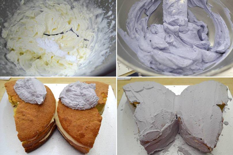 13 glassare torta