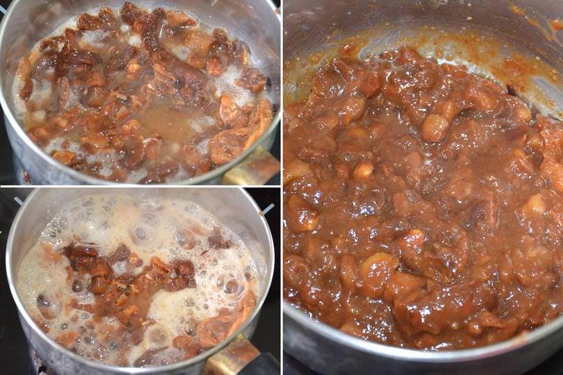 5 cuocere tamarindo